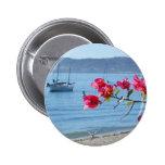 san diego beach pinback buttons