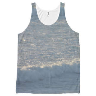 San Diego Breakers All-Over-Print Tank Top