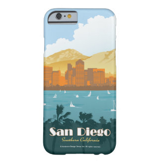 San Diego, CA Barely There iPhone 6 Case
