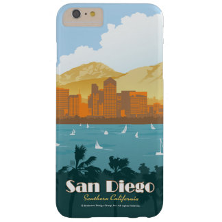 San Diego, CA Barely There iPhone 6 Plus Case