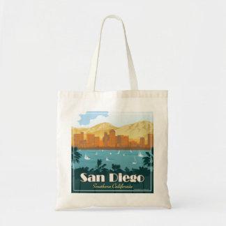San Diego, CA Bolsa Tela Barata