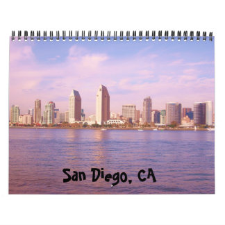 San Diego, CA Calendar