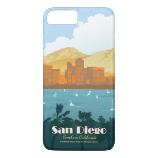 San Diego, CA iPhone 8 Plus/7 Plus Case
