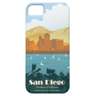 San Diego, CA iPhone SE/5/5s Case