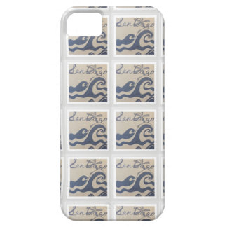 San Diego, CA love design pattern iPhone SE/5/5s Case