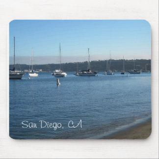 San Diego, CA  Mousepad