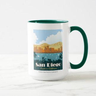 San Diego, CA Mug