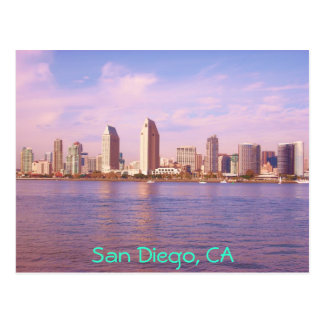 San Diego, CA Postales