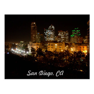 San Diego, CA Postal