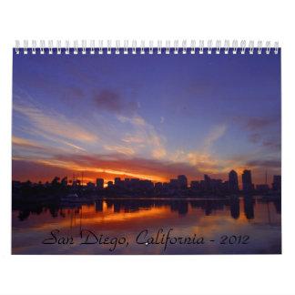 San Diego Calendar 2012