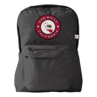 San Diego California American Apparel™ Backpack