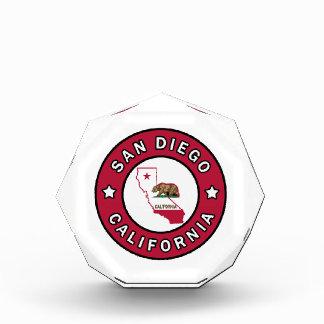 San Diego California Award