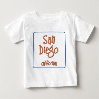 San Diego California BlueBox Baby T-Shirt