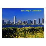 San Diego, California Card
