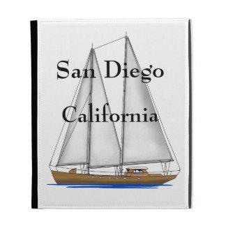 San Diego California iPad Cases