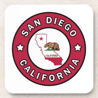San Diego California Drink Coaster