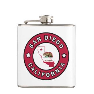 San Diego California Flask