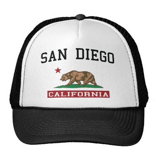 San Diego California Gorros