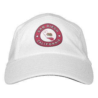 San Diego California Headsweats Hat