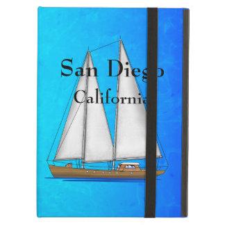 San Diego California iPad Air Covers
