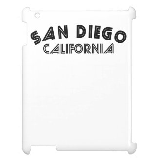 San Diego California Cover For The iPad 2 3 4