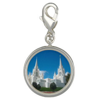 San Diego California LDS Temple Charm