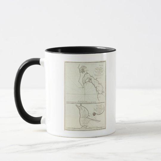 San Diego, California Mug