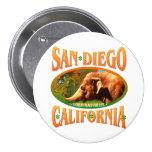 San Diego California Pin