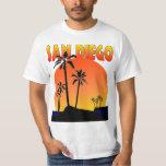 San Diego - California Polera