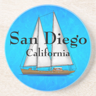 San Diego California Posavaso Para Bebida
