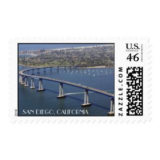 San Diego California Postage