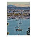 San Diego, California Posters