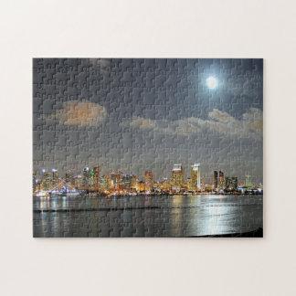 San Diego California Puzzle Con Fotos