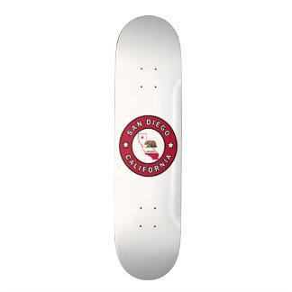 San Diego California Skateboard