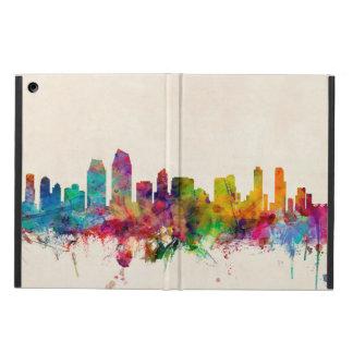 San Diego California Skyline iPad Air Cover