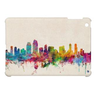 San Diego California Skyline iPad Mini Cover