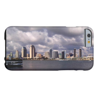 San Diego California Skyline & Storm Barely There iPhone 6 Case