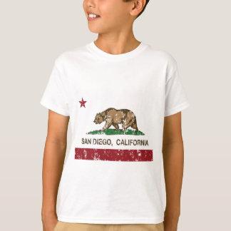 san diego california state falg T-Shirt