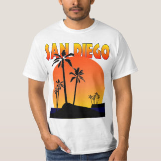 San Diego - California T-Shirt