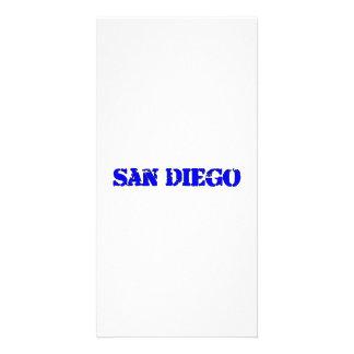 San Diego Card