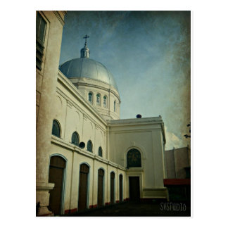 San Diego Cathedral Post Card
