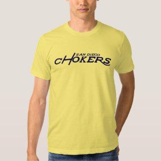 San Diego Chokers T-shirt
