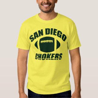 San Diego Chokers Tee Shirt