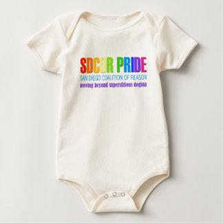 San Diego Coalition of Reason Pride Bodysuits