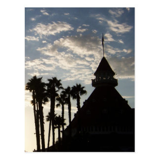 San Diego Coronado Postcard