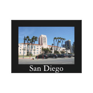 San Diego decorator print