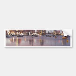 San Diego Dock Bumper Sticker