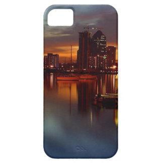 San Diego Docks Night iPhone SE/5/5s Case