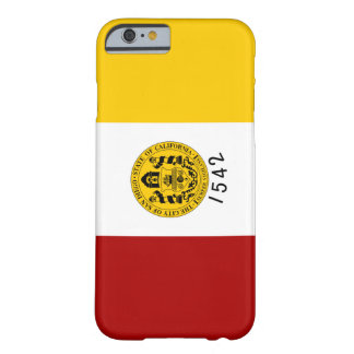San Diego Flag Barely There iPhone 6 Case