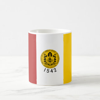 San Diego Flag Coffee Mug